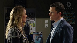 Simone Bader, Jack Callahan in Neighbours Episode 7488
