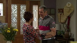 Susan Kennedy, Karl Kennedy in Neighbours Episode 7489