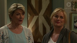 Kathy Carpenter, Lauren Turner in Neighbours Episode 7490