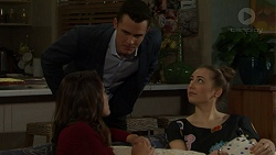 Paige Smith, Jack Callahan, Piper Willis in Neighbours Episode 7490