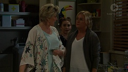 Kathy Carpenter, Piper Willis, Lauren Turner in Neighbours Episode 7490