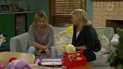 Steph Scully, Lauren Turner in Neighbours Episode 7490