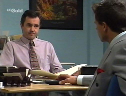 Karl Kennedy, Rob Evans in Neighbours Episode 2630
