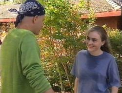 Luke Handley, Debbie Martin in Neighbours Episode 2630