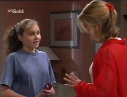 Debbie Martin, Danni Stark in Neighbours Episode 2630