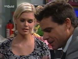 Joanna Hartman, Rob Evans in Neighbours Episode 2630