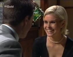 Rob Evans, Joanna Hartman in Neighbours Episode 2630
