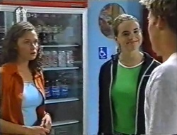 Caitlin Atkins, Mandi Rodgers, Billy Kennedy in Neighbours Episode 3001