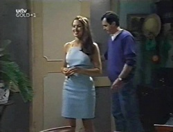 Sarah Beaumont, Karl Kennedy in Neighbours Episode 3001