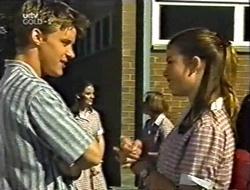 Billy Kennedy, Anne Wilkinson in Neighbours Episode 3002