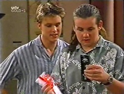 Billy Kennedy, Toadie Rebecchi in Neighbours Episode 3002