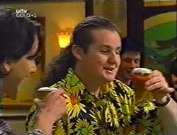 Darren Stark, Toadie Rebecchi in Neighbours Episode 3002