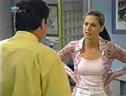 Karl Kennedy, Sarah Beaumont in Neighbours Episode 3004