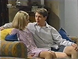 Amy Greenwood, Lance Wilkinson in Neighbours Episode 3004