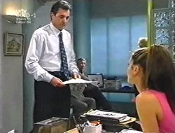 Karl Kennedy, Sarah Beaumont in Neighbours Episode 3005