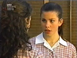 Caitlin Atkins, Anne Wilkinson in Neighbours Episode 3005