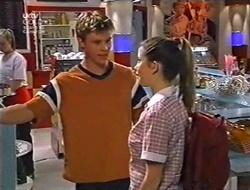 Billy Kennedy, Anne Wilkinson in Neighbours Episode 3005