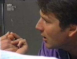 Geoff Burke in Neighbours Episode 3005