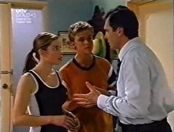 Anne Wilkinson, Billy Kennedy, Karl Kennedy in Neighbours Episode 3006