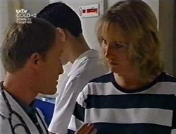 Dr. Shepherd, Ruth Wilkinson in Neighbours Episode 3006
