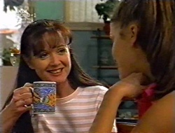 Susan Kennedy, Sarah Beaumont in Neighbours Episode 3006