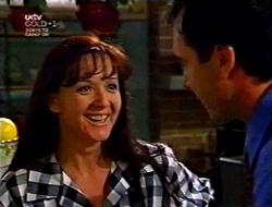 Susan Kennedy, Karl Kennedy in Neighbours Episode 3006