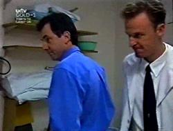 Karl Kennedy, Dr. Riddell in Neighbours Episode 3006