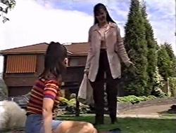 Bob, Sarah Beaumont, Susan Kennedy in Neighbours Episode 3006