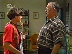 Paul McClain, Harold Bishop in Neighbours Episode 3006