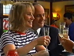 Ruth Wilkinson, Philip Martin in Neighbours Episode 3007