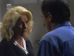 Madge Bishop, Karl Kennedy in Neighbours Episode 3007