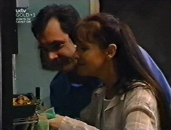 Karl Kennedy, Susan Kennedy in Neighbours Episode 3007