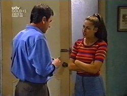 Karl Kennedy, Sarah Beaumont in Neighbours Episode 3007