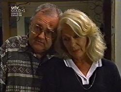 Harold Bishop, Madge Bishop in Neighbours Episode 3007