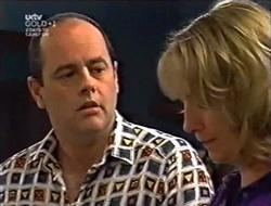 Philip Martin, Ruth Wilkinson in Neighbours Episode 3007