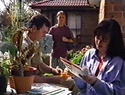 Karl Kennedy, Billy Kennedy, Susan Kennedy in Neighbours Episode 3008
