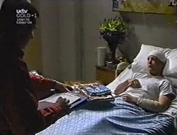 Karl Kennedy, Ben Atkins in Neighbours Episode 3008