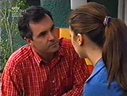 Karl Kennedy, Sarah Beaumont in Neighbours Episode 3008