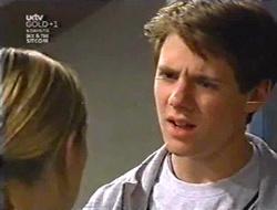 Amy Greenwood, Lance Wilkinson in Neighbours Episode 3009
