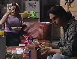 Libby Kennedy, Darren Stark in Neighbours Episode 3010