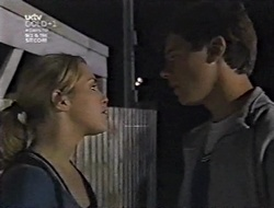 Amy Greenwood, Lance Wilkinson in Neighbours Episode 3010