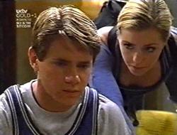 Lance Wilkinson, Amy Greenwood in Neighbours Episode 3010