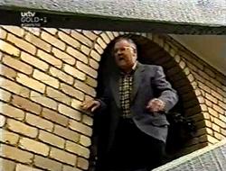 Harold Bishop in Neighbours Episode 3010