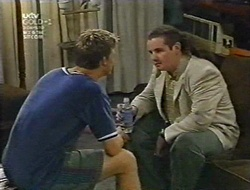 Billy Kennedy, Toadie Rebecchi in Neighbours Episode 3011