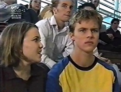 Libby Kennedy, Billy Kennedy in Neighbours Episode 3011