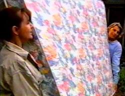 Susan Kennedy, Joel Samuels in Neighbours Episode 3112