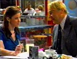 Anne Wilkinson, Harold Bishop, Madge Bishop, Fred Parkes in Neighbours Episode 3112