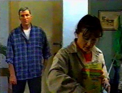 Kim Howard, Susan Kennedy in Neighbours Episode 3112
