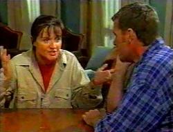 Susan Kennedy, Kim Howard in Neighbours Episode 3112