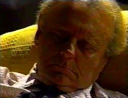 Fred Parkes in Neighbours Episode 3112